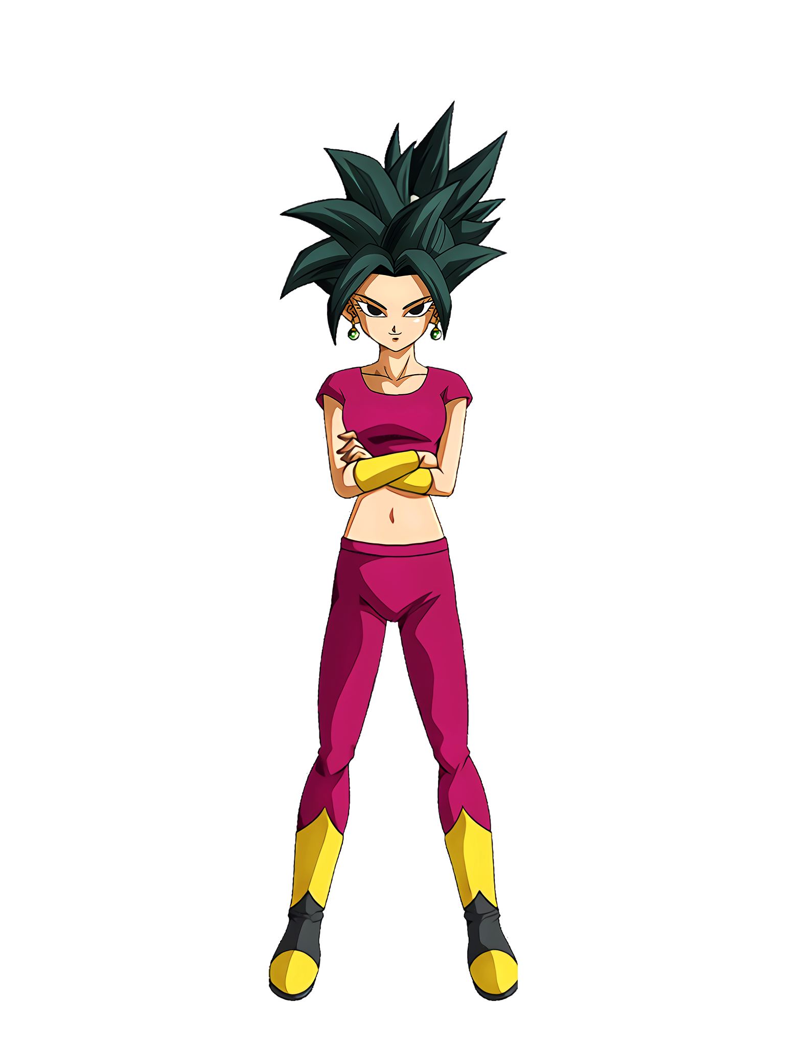 Universe 6 Trump Card Kefla DBS Render (Dragon Ball Z Dokkan Battle).png