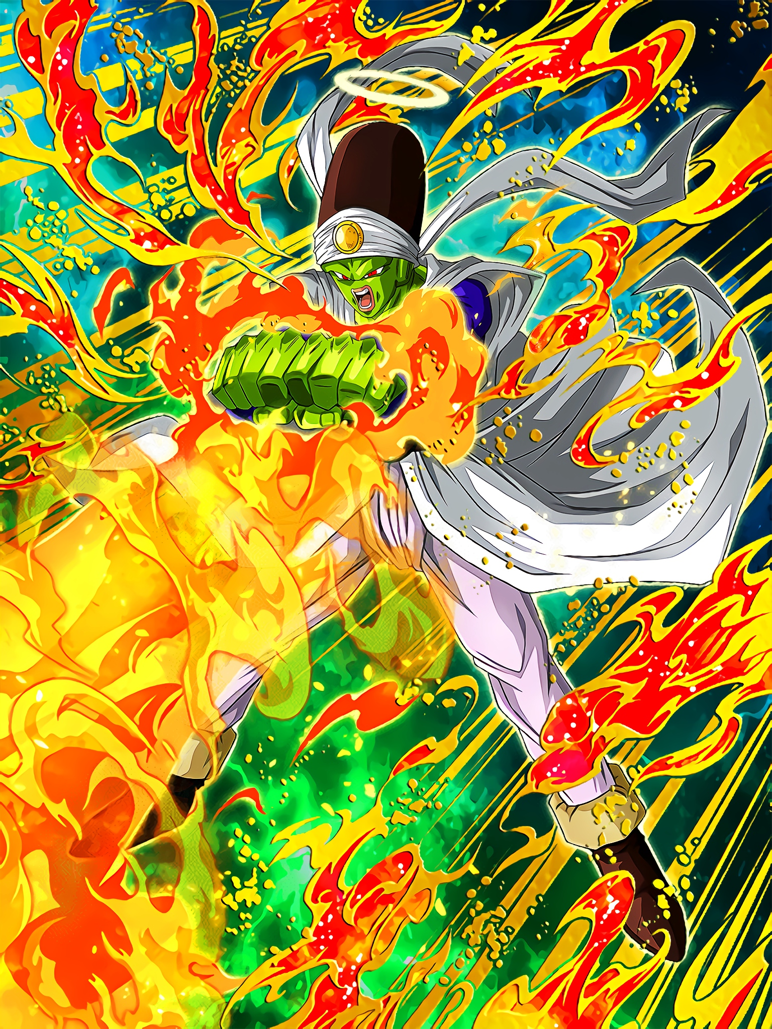 Blazing Clash Paikuhan Art (Dragon Ball Z Dokkan Battle).jpg
