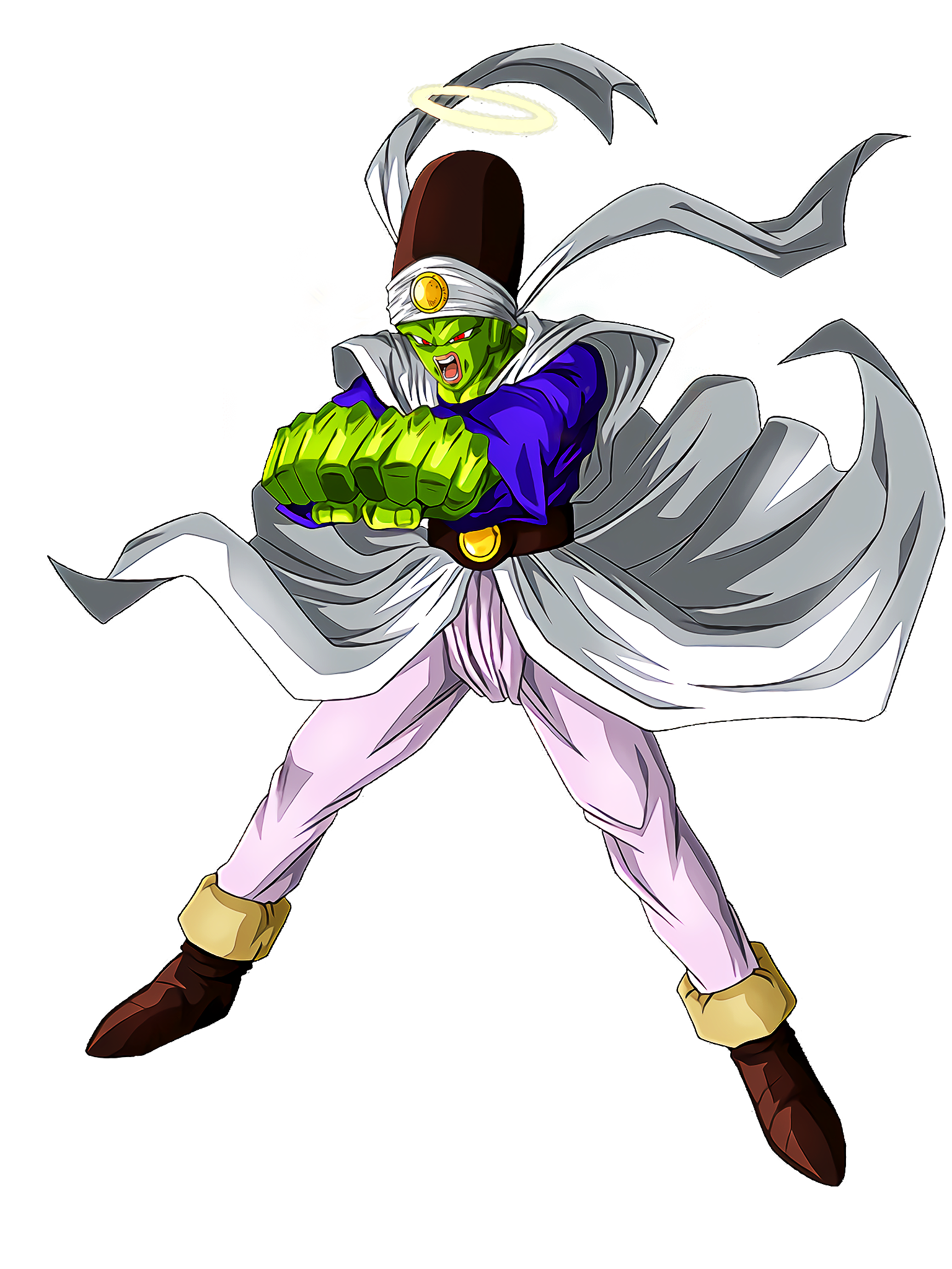 Blazing Clash Paikuhan Render (Dragon Ball Z Dokkan Battle) .png