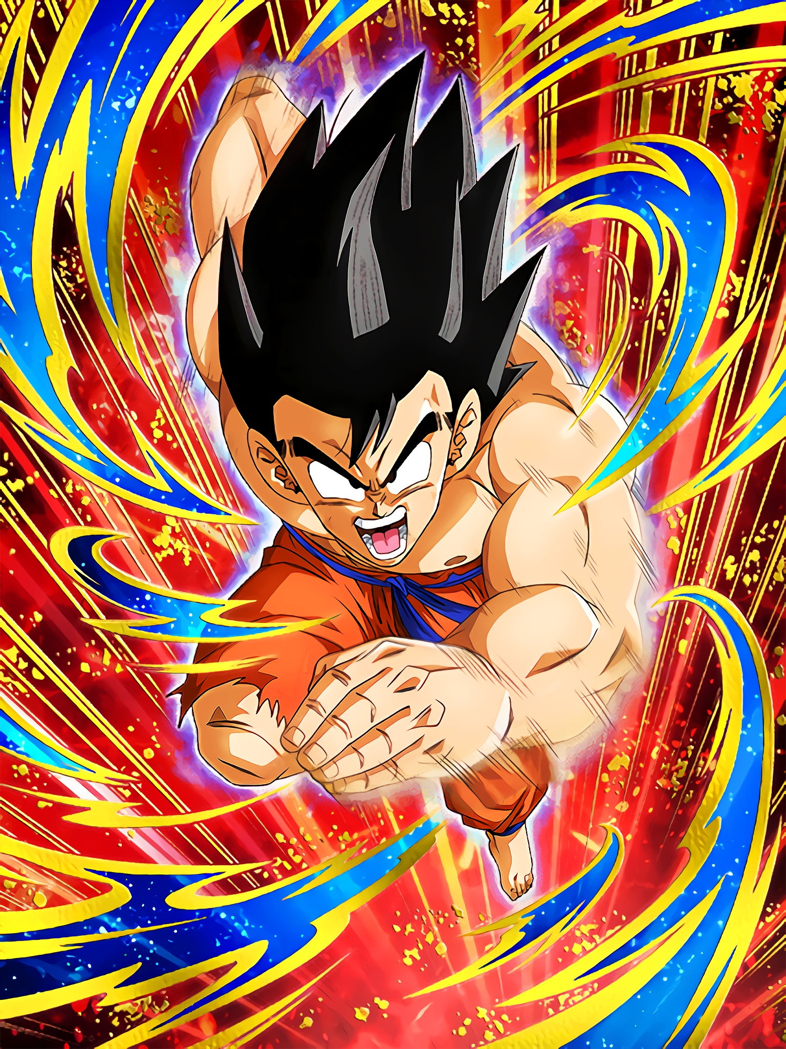 Martial Arts Fighter Goku Art (Dragon Ball Z Dokkan Battle).jpg