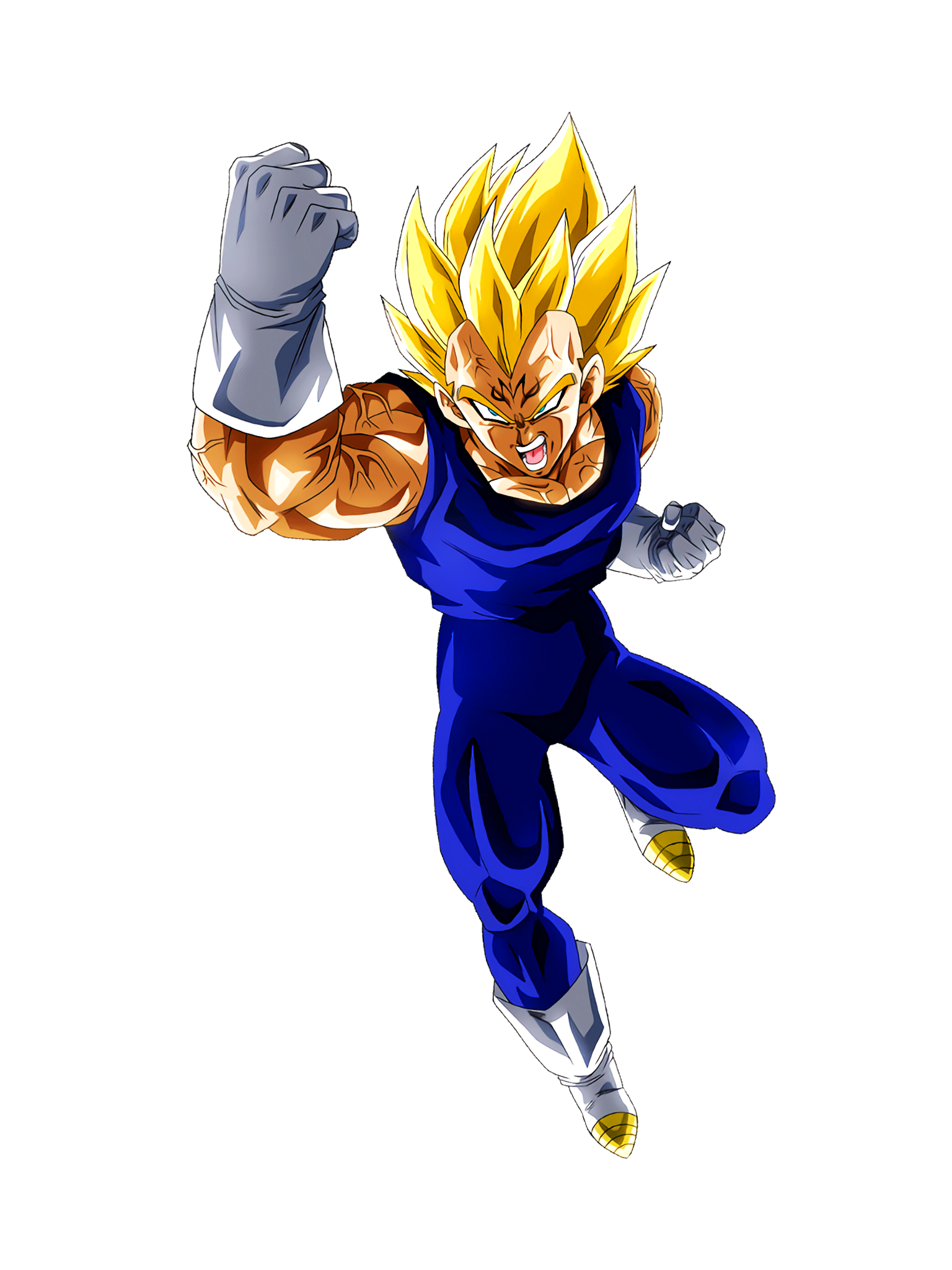 Non-Negotiable Resolve Majin Vegeta Render (Dragon Ball Z Dokkan Battle) .png