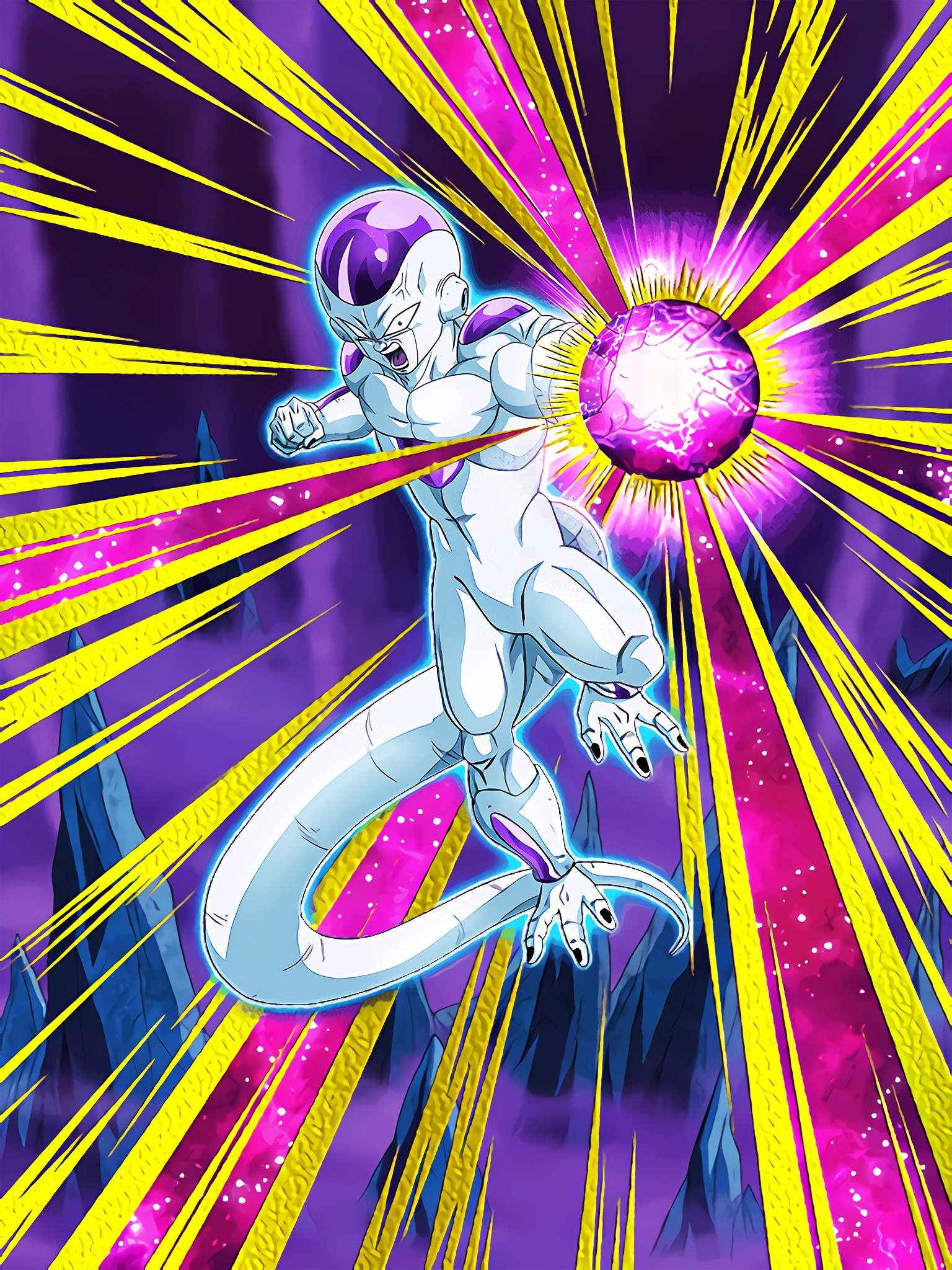 Revenge Opportunity Frieza Final Form Art (Dragon Ball Z Dokkan Battle).jpg