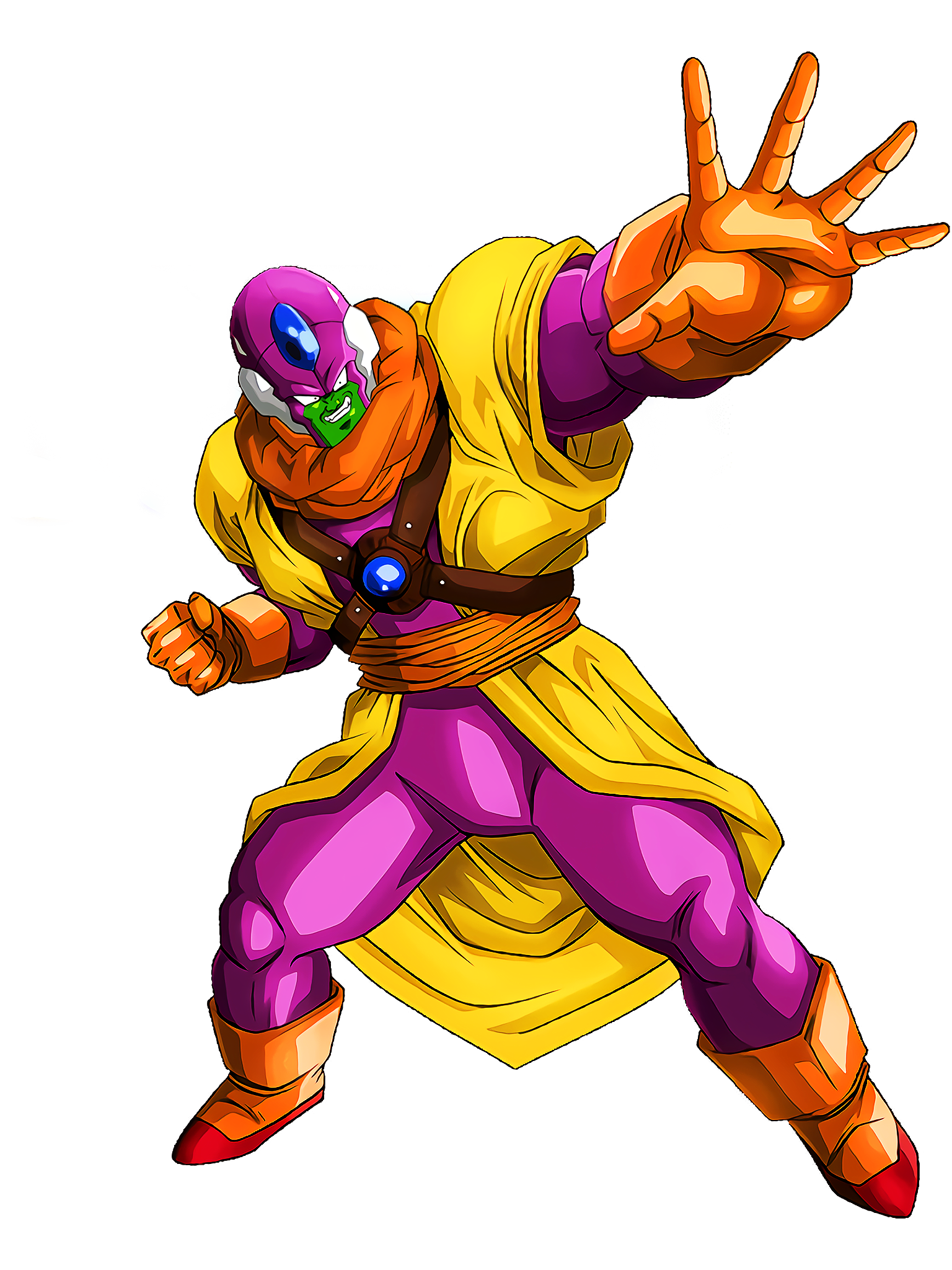 Evil- Spewing Power Slug Render (Dragon Ball Z Dokkan Battle) .png