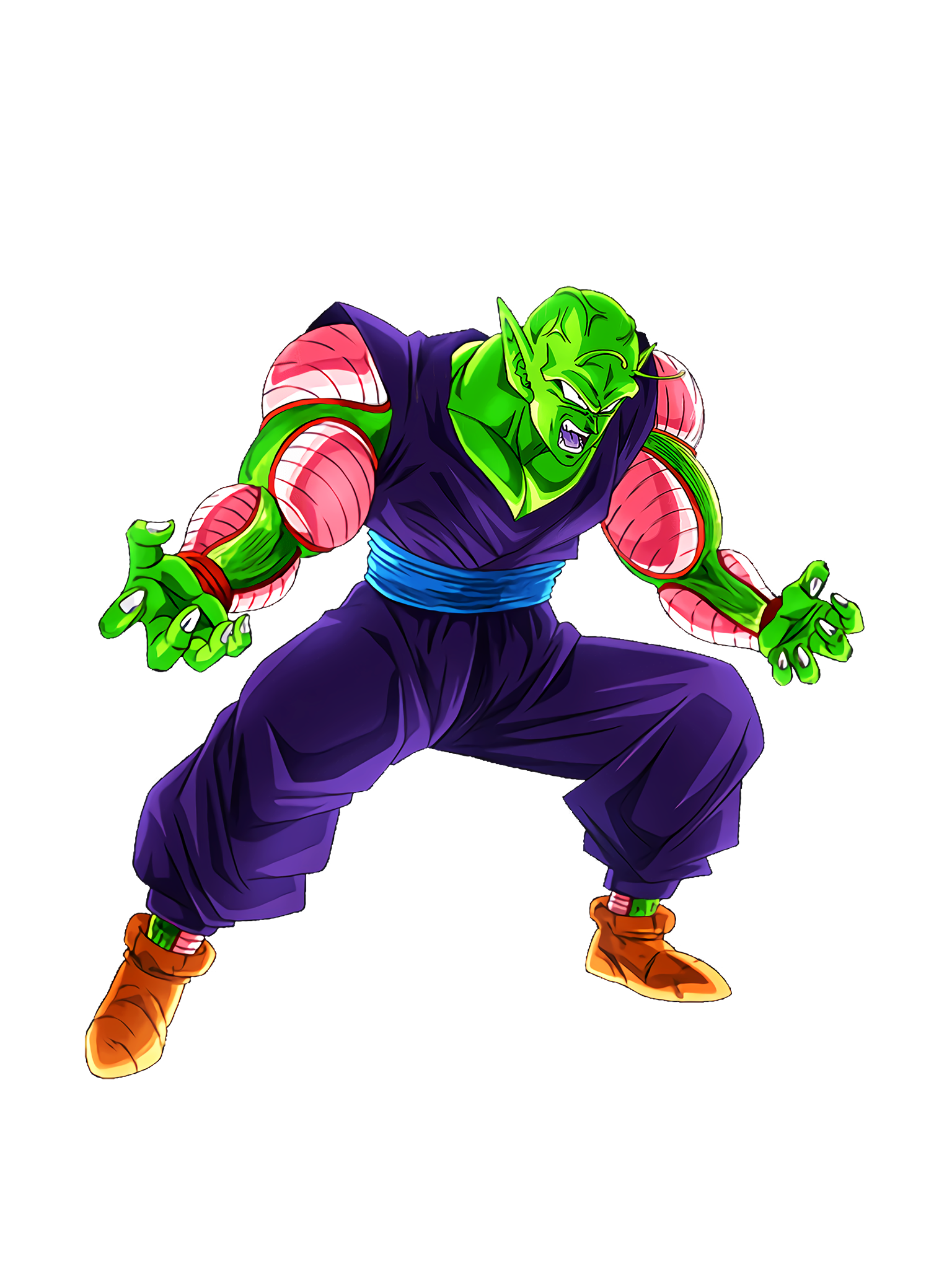 Fusion of God and the Devil Piccolo Kami Absorbed Render (Dragon Ball Z Dokkan Battle) .png