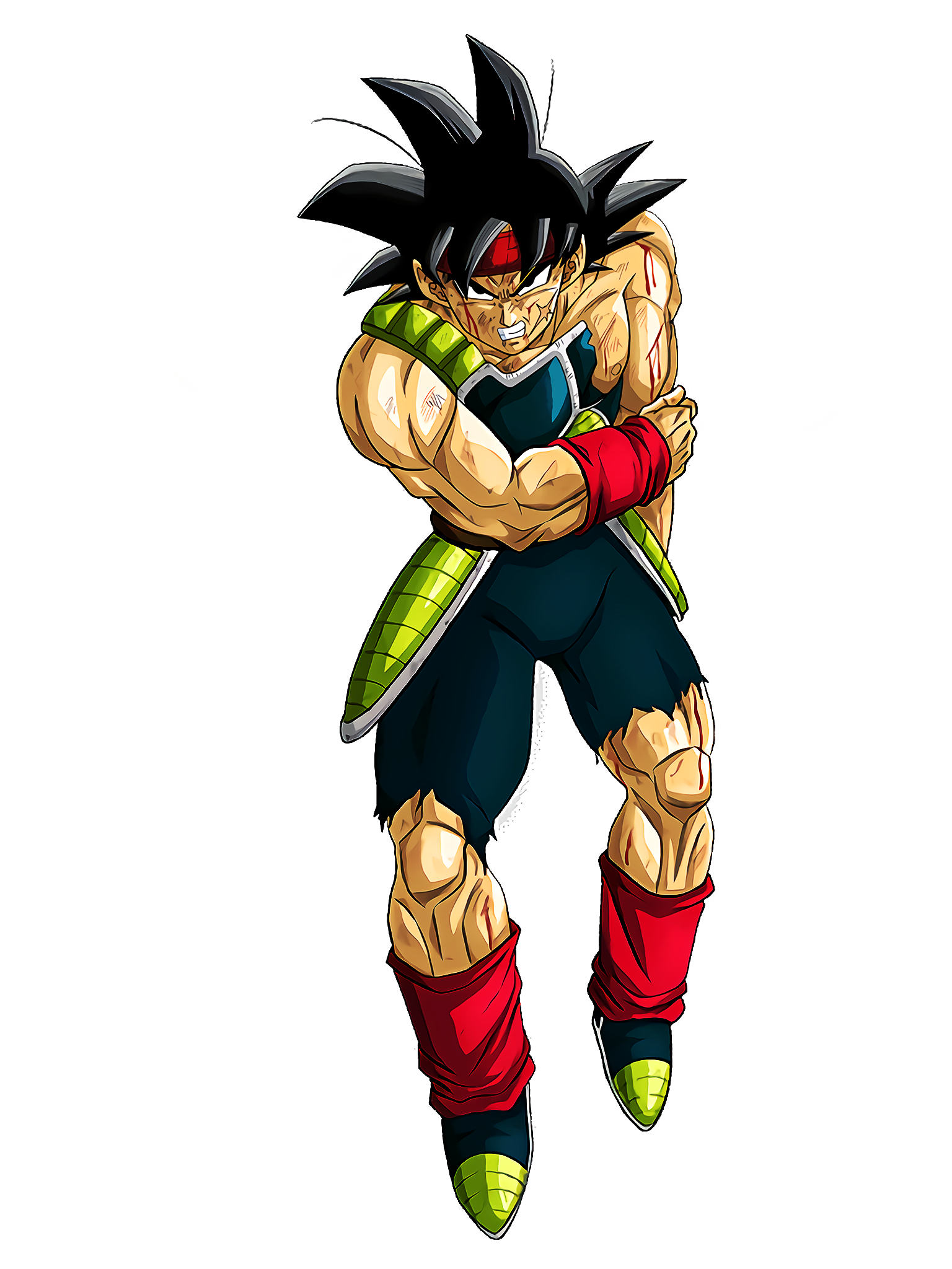 Cursed Future BardockCharacter Render (Dragon Ball Z Dokkan Battle) .png