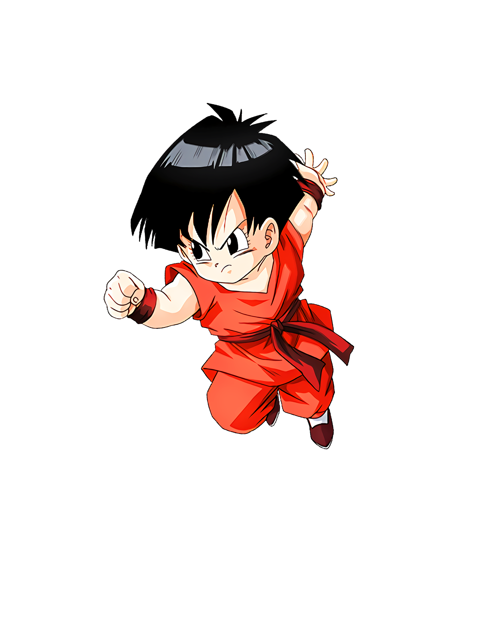 Super Power with the Expectation Pan Kid Render (Dragon Ball Z Dokkan Battle) .png