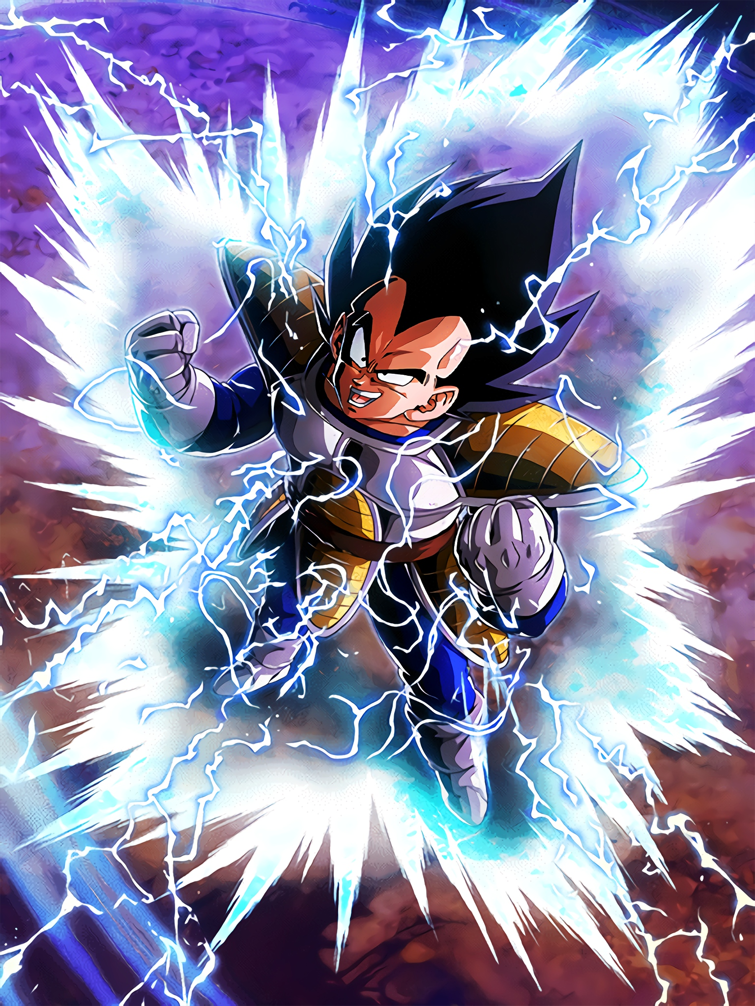 Brutal Saiyan of Fury Vegeta Art (Dragon Ball Z Dokkan Battle).jpg