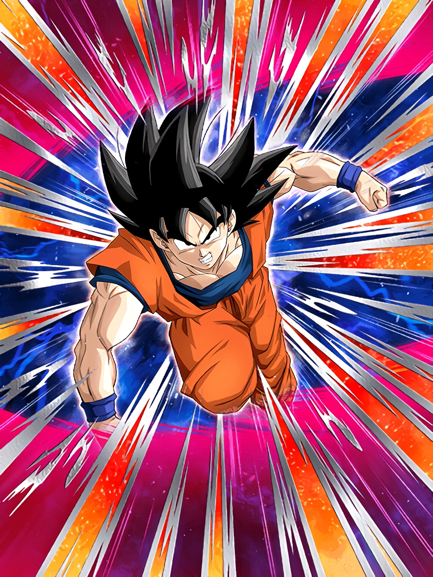 The Desired Battle Goku Art (Dragon Ball Z Dokkan Battle).jpg