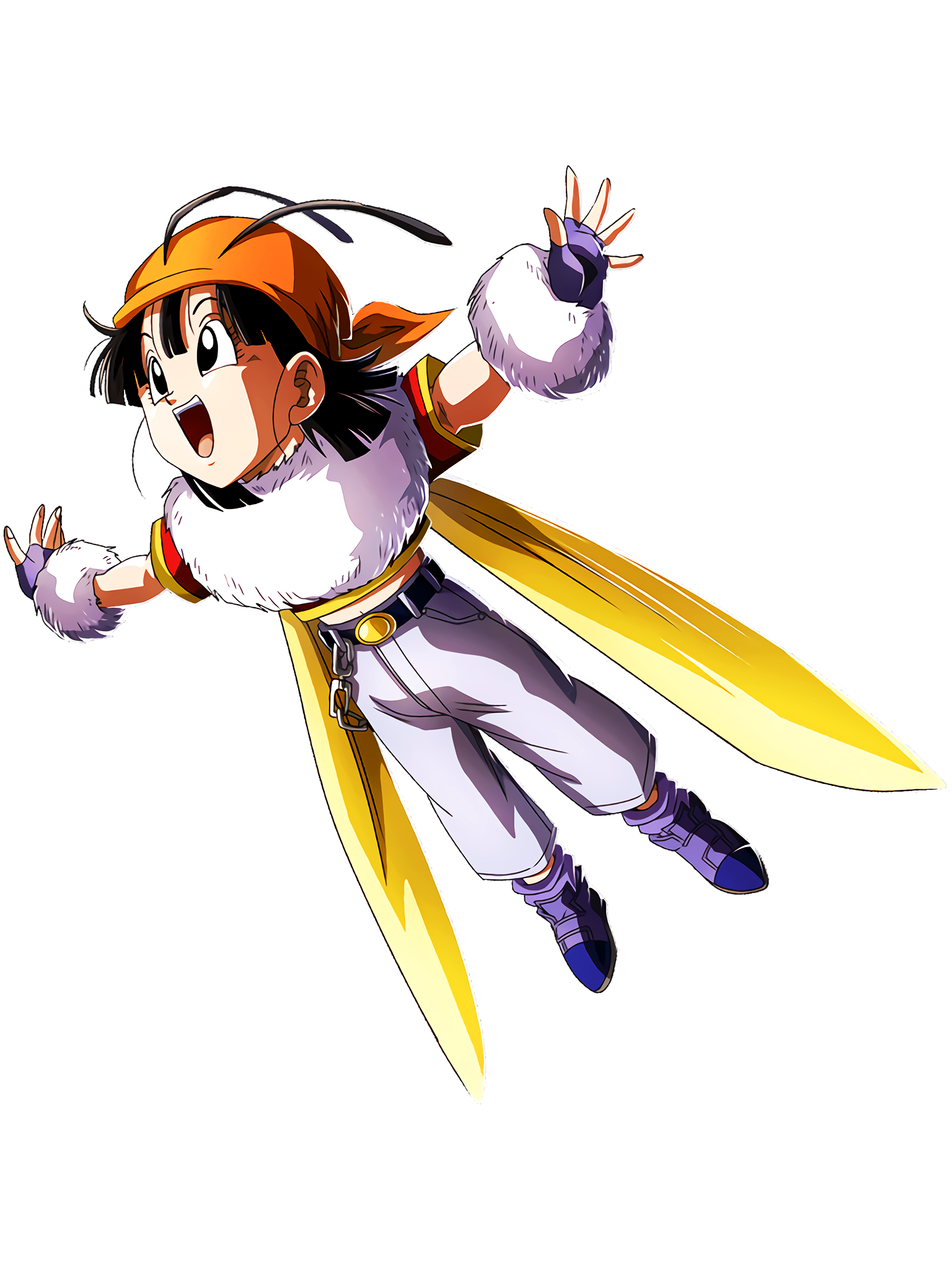 Flapping in the Universe Hney Bee Pan GT Render (Dragon Ball Z Dokkan Battle).png